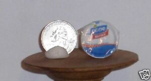 Dollhouse Miniature Pack Paper Plates 1:12 one inch scale H116 Dollys Gallery