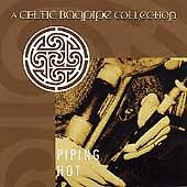 Piping Hot A Celtic Bagpipe Collection by Various Artists CD Celtophile EXC