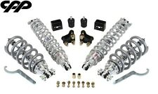 68-72 Chevy Chevelle Coilover Conversion Kit Double Adjustable Coil Over Set F/R