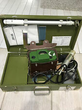Military Geiger Counter Dosimeter DP-5V with SBM-20 STS-5 SI3bg Geiger tube Box