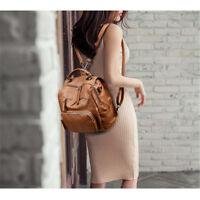 Casual Women Multifunctional Travel Tote Handbag Bag Backpack Large Capacity Hot