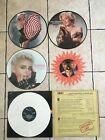 Rare 6 x vinyl bundle - Pink Floyd/Madonna/Marilyn Monroe/UB40/Aha - 99p start!