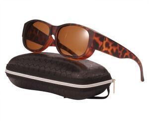 2020 Modern UNISEX sunglasses Polarized Glasses Fit Over Prescription Glasses UV