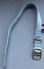"Hamilton Deluxe Double Nylon Adjustable Large Dog Collar (26"" x 1"")"