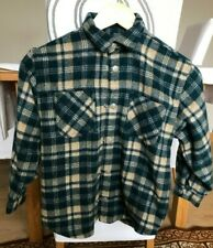 MEXX boys checked warm shirt height 122-128 cm (age 6-7 years)