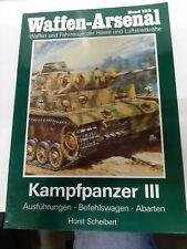 waffen arsenal B122 Kampfpanzer III