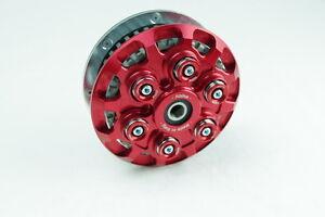 Ducati Hypermotard 1100 S Frizione antisaltellamento rosso - slipper clutch red