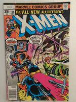 Uncanny X-Men #110, FN+ 6.5, Cyclops, Wolverine, Storm, Phoenix