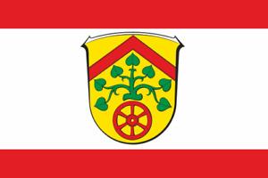 Aufkleber Rödermark Fahne Flagge 30 x 20 cm Autoaufkleber
