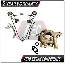 Timing Chain Kit & Oil Pump Fits Nissan Altima Maxima Murano Altima 3.5L VQ35DE