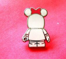 Blank Vinylmation with a Pink Bow - Disney Pin