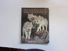 BREAKTHROUGH TAXIDERMY MAGAZINE ISSUE #56 SUMMER 1999 DEER ANTLERS BOOK  MOUNT
