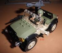 GIJOE gi joe KRE-O KREO Clutch VAMP jeep truck + COBRA SNAKE armor robot toy