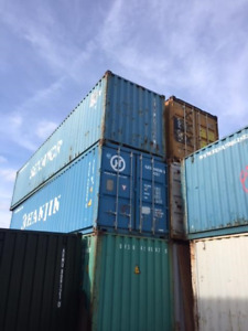 40ft Container for Sale Manchester - Ideal for Storage - Can Deliver
