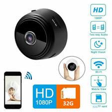 Wireless Wifi IP Camera HD 1080P DVR IR Night Vision Security Wide Angle CAM
