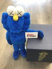 "KAWS BFF 20"" Blue Plush Originalfake 100% Authentic Limited Ed of 1000"