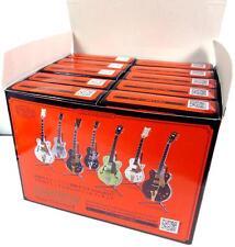 1/8 scale Miniature GRETSCH Guitar collection - 10 assorted guitars