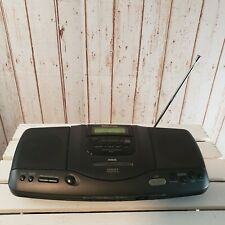 Panasonic Portable CD Tuner System SL-PH2 AM/FM Stereo XBS Mash  Tested Works