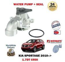 para KIA SPORTAGE 1.7dt CRDI D4FD 2010- > Enfriador Bomba de agua + JUEGO JUNTAS