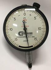 Brown Amp Sharpe Standard Gage Ji 23228 A Dial Indicator 0 100 Range 0005
