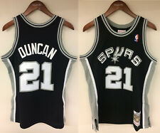 Tim Duncan San Antiono Spurs Mitchell & Ness NBA 1998-1999 Authentic Jersey HWC