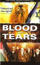 """BLOOD AND TEARS """" DVD (2008)  DOCUMENTARY   NOTE*  VIOLANT IMAGES"""
