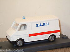 Citroen C35 Ambulance van Verem France  1:43 in Box *8475