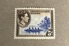 Gilbert And Ellie Islands Sg 49 LMM Cat £7