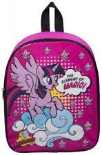 My Little Pony Junior Backpack Official Kids Girls Brony Merchandise School Bag