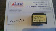 HAHN TRAFO BLOCK 110V 2VA 2x18V 1VA BVEI3040825 transformer