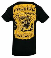 METAL MULISHA Men T-Shirt CREEPER Motocross Racing BLK Biker