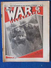 The War Illustrated Magazine - 7/3/1941 - Vol 4 - No 79 - WW2