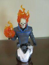 Ghost Rider Bowen Designs Ghost Rider Johnny Blaze Mini Bust LE 364/800