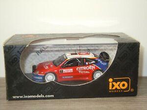 Citroen Xsara WRC Winner Monte Carlo 2005 - Ixo RAM167 - 1:43 in Box *53498