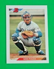 MIKE PIAZZA  1992 BOWMAN  #461  Rookie  mint  CENTERED  hof  See Pics