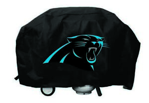 Carolina Panthers DELUXE BBQ Barbeque Grill Cover