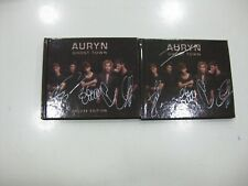 Auryn CD Europe Ghost Town 2015 Deluxe Edition. Signé