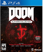 Bethesda Doom Slayers Collection Standard Edition (Ps4)