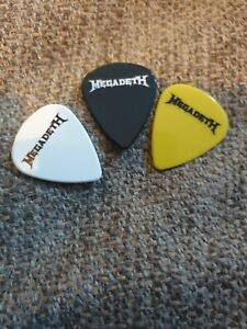 3 Official Megadeth Picks Pick