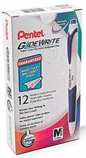 Pentel BX910C Pen,glidewrite,be,med,dz