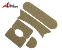 Airsoft Tactical Helmet Loop Stickers DE for Ops-Core Fast MH Military Helmet