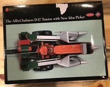 ERTL Precision Series, The Allis-chalmers D-17 Tractor With New Idea Picker