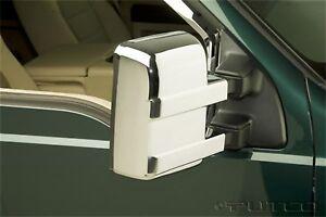 Door Mirror Cover-Chrome Putco 401175