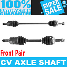 2x Front CV Axle Drive Shaft for GEO PRIZM 93-94