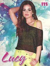Lucy Hale, Pretty Little Liars, Zayn Malik, One Direction, Full Page Pinup