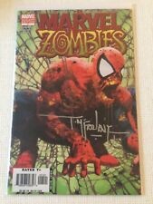 MARVEL ZOMBIES #1 Signed by Todd McFarlane 🔥 From Spider-Man #300 CGC WORTHY