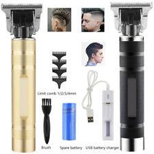 Electric Wireless Pro Li T-outliner Cordless Trimmer Men's Portable Hair Clipper