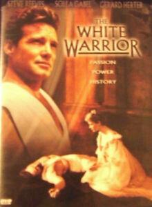 The White Warrior DVD 1959 Steve Reeves, Gerald Herter, Scilla Gabel Movie Rare