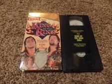 KING OF THE RING 1994 wwf COLISEUM VIDEO vhs BRET HART wrestling DIESEL