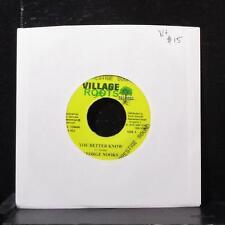 "George Nooks - You Better Know 7"" VG+ Vinyl 45 Village Roots Jamaica"
